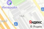 Схема проезда до компании Любава в Москве
