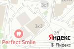 Схема проезда до компании Школа красивого бизнеса Евы Бонд в Москве