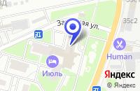 Схема проезда до компании ТЕАТР КАМЕРНАЯ СЦЕНА в Лобне