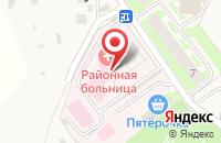 Схема проезда до компании Мособлмедсервис, ГБУ в Кузнечиках
