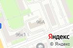 Схема проезда до компании Тул Центр в Москве
