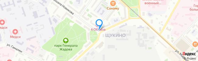 площадь Генерала Жадова
