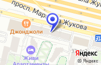 Схема проезда до компании БАЛТМЕБЕЛЬ в Москве