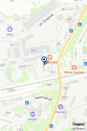 МАГАЗИН СТРОИТЕЛЬНЫХ ТОВАРОВ МСМ на карте Лобни