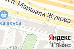 Схема проезда до компании ИТ Ответ в Москве