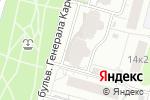Схема проезда до компании Управление социальной защиты населения района Хорошёво-Мнёвники в Москве