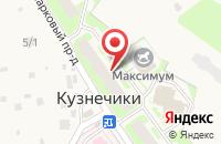 Схема проезда до компании Отдел по вопросам миграции в Кузнечиках