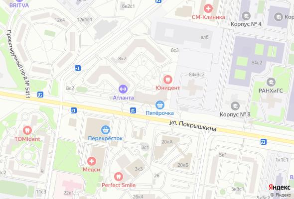 жилой комплекс Академия Люкс