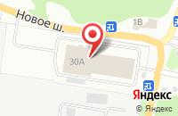 Схема проезда до компании Спецкомпозит в Долгопрудном