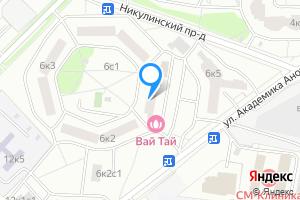 Сдается однокомнатная квартира в Москве ул. Академика Анохина, 6к1