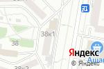 Схема проезда до компании Компоненты и Системы в Москве
