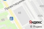Схема проезда до компании Гаражно-строительный кооператив №35 в Москве