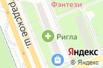 Схема проезда до компании АК БАРС БАНК в Москве