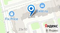 Компания Русская булочная №1 на карте