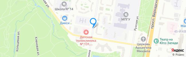 улица Академика Анохина