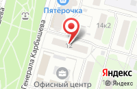 Схема проезда до компании Энергоиздат в Москве
