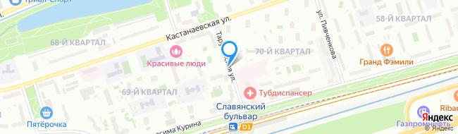 Тарутинская улица