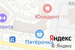 Схема проезда до компании Академия Люкс, ТСН в Москве
