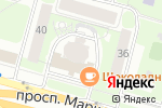 Схема проезда до компании Ниармедик в Москве