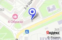 Схема проезда до компании  ФИЛИАЛ ТФ РОЛ-КЛАССИК в Москве