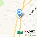 Магазин автозапчастей на карте Щёкино
