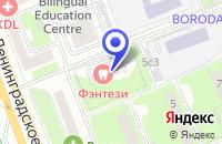 Схема проезда до компании ПТФ ОМНИ-ТРЕЙДИНГ в Москве
