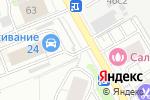 Схема проезда до компании Старлайн в Москве