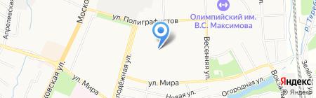 Детский сад №11 на карте Чехова