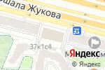 Схема проезда до компании Village-design в Москве