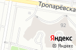 Схема проезда до компании Честь и достоинство в Москве