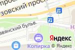Схема проезда до компании Галион-М, ЗАО в Москве