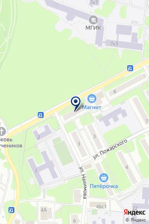 ИНТЕРНЕТ-КАФЕ ТЕЛИНКОМ на карте Химок