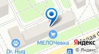 Компания Дисконт на карте