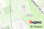 Схема проезда до компании ДПИ Групп в Москве