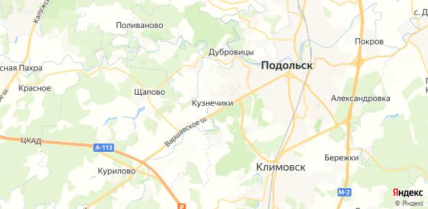 Кузнечики на карте