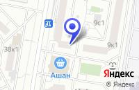 Схема проезда до компании НОТАРИУС ЯКИМЕНКО Л.П. в Москве