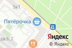 Схема проезда до компании КипятокЪ в Москве