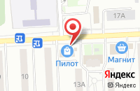 Схема проезда до компании Общество с ограниченной ответственностью РУСЬ-ГРУПП в Чехове