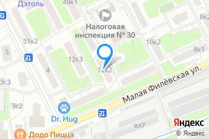 Комната в Москве м. Пионерская, Малая Филёвская улица, 12к2