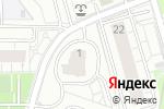 Схема проезда до компании Costa Azzurra в Москве