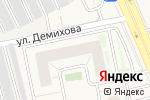 Схема проезда до компании Ева Стиль Декор в Москве