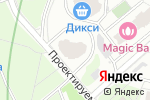 Схема проезда до компании BeerМагъ в Москве