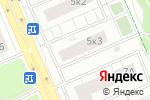 Схема проезда до компании M.E.G в Москве