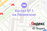 Схема проезда до компании Darcoon в Москве