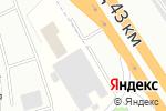 Схема проезда до компании Leshoz-torg в Москве
