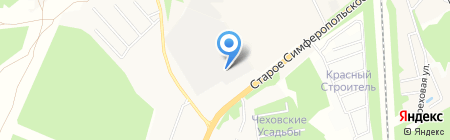 Barry Callebaut на карте Чехова