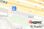 Схема проезда до компании Отдел судебных приставов по Северо-Западному Административному округу в Москве