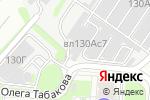 Схема проезда до компании КарТехник в Москве
