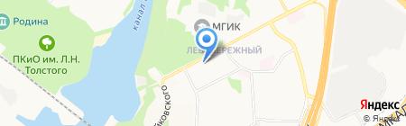 Магазин чая на карте Химок