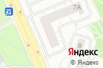 Схема проезда до компании МедиАнт в Москве